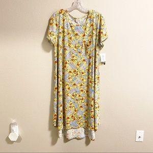 Lularoe Winnie the Pooh Carly Dress